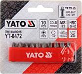Yato YT-0472 10 предметов