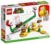 LEGO Super Mario 71365 Дополнительный набор Мощная атака Растения-пираньи