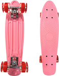 Display Penny Board Light pink/red LED