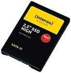 Intenso 960 GB SSD SATA III High (960 GB)
