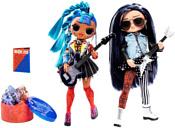 L.O.L. Surprise! OMG Remix Rocker Boi and Punk Grrrl 567288E7C