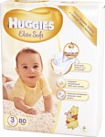 Huggies Elite Soft 3 (5-9 кг) 80 шт