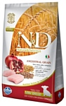 Farmina (0.8 кг) N&D Low-Grain Canine Chicken & Pomegranate Puppy Mini
