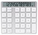 XtremeMac Bluetooth Numpad Calculator Silver
