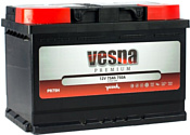 Vesna Premium PR75H (75Ah)