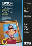 Epson Photo Paper Glossy 13x18 50 листов (C13S042545)