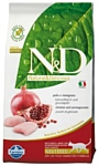 Farmina N&D Grain-Free Feline Chicken & Pomegranate Neutered ( 5 кг)