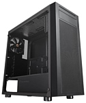Thermaltake Versa J22 TG Edition CA-1L5-00M1WN-00 Black