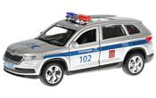 Технопарк Skoda Kodiaq Полиция