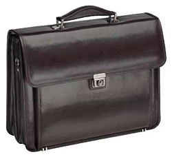Targus CL101 Leather Attache Notebook Case