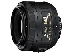 Nikon 35mm f/1.8G AF-S DX Nikkor
