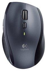 Logitech Marathon Mouse M705 Black USB