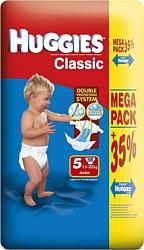Huggies CLASSIC 5 (11-22 кг) Mega Pack 58 шт