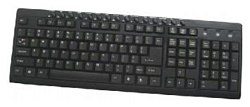 Gembird KB-8300UM-BL-R Black USB