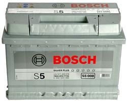 Bosch S5 Silver Plus S5008 57740078 (77Ah)