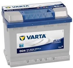 VARTA BLUE Dynamic D24 560408054 (60Ah)