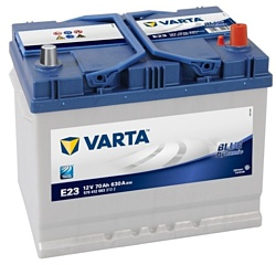 VARTA BLUE Dynamic E23 570412063 (70Ah)