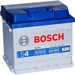 Bosch S4 Silver S4002 552400047 (52Ah)