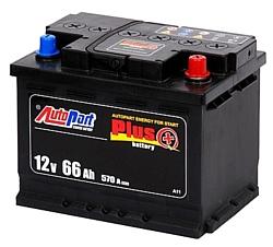 AutoPart Plus ARL066A-60-10C (66Ah)