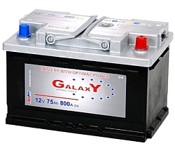 AutoPart Galaxy Optimal POWER ARL075G-60-10B (75Ah)