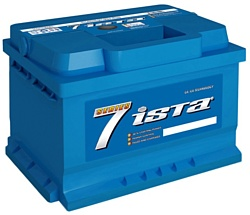 ISTA 7 Series 6СТ-60 А2Н Е (60Ah)