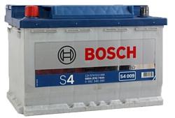 Bosch S4 Silver S4009 574013068 (74Ah)