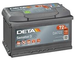 Deta Senator 3 DA722 R (72Ah)