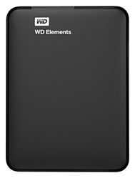 Western Digital WD Elements Portable 2 TB (WDBU6Y0020BBK)