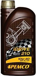 Pemco iDRIVE 210 10W-40 API SL/CF 1л