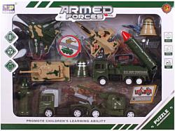 Darvish Игровой набор Armed forces 11 предметов DV-T-2333A