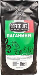 Coffee Life Roasters Паганини в зернах 1000 г