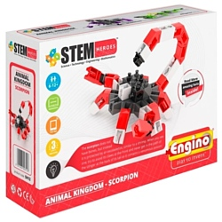 ENGINO STEM Heroes SH12 Мир животных - Скорпион