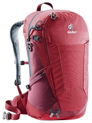 Deuter Futura 24 red (cranberry/maron)