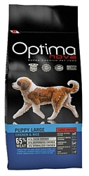 OptimaNova Puppy Large Chicken & Rice (12 кг)