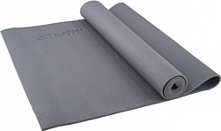 Starfit FM-101 PVC (10 мм, серый)
