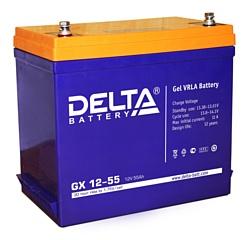 Delta GX 12-55