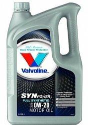 Valvoline SynPower 0W-20 5л