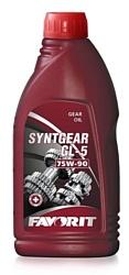 Favorit Syntgear 75W-90 GL-5 1л