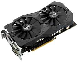 ASUS GeForce GTX 1050 Ti 1379Mhz PCI-E 3.0 4096Mb 7008Mhz 128 bit 2xDVI HDMI HDCP Strix OC Gaming