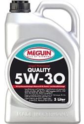 Meguin Megol Quality 5W-30 5л (6567)