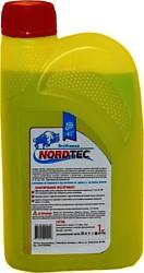 NordTec Antifreeze-40 G12 желтый 1кг