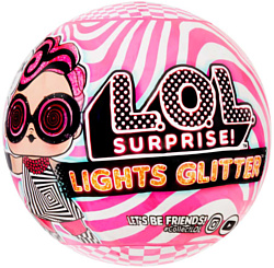 L.O.L. Surprise! Lights Glitter 564829