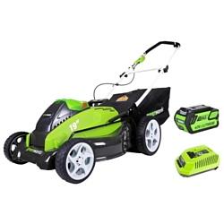 Greenworks 2500107ua G40LM45K2