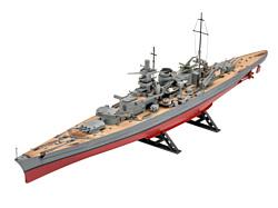 Revell 05037 Немецкий линкор Scharnhorst