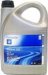 GM Longlife Dexos 2 5W-30 4л