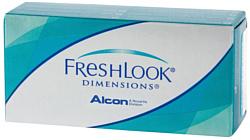 Alcon FreshLook Dimensions без коррекции 8.6 mm (синий)