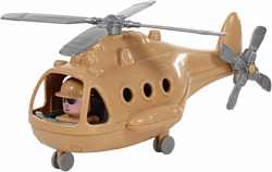 Полесье Вертолёт военный Альфа-Сафари 72467