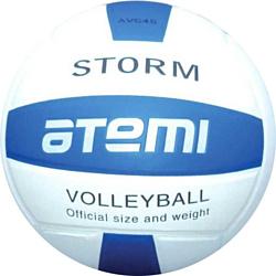 Atemi Storm (5 размер, синий/белый)