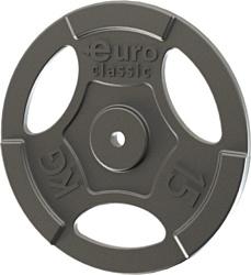 Евро-Классик Диск чугунный окрашенный 15 кг