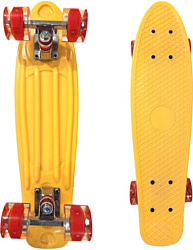 Display Penny Board Yellow/red LED